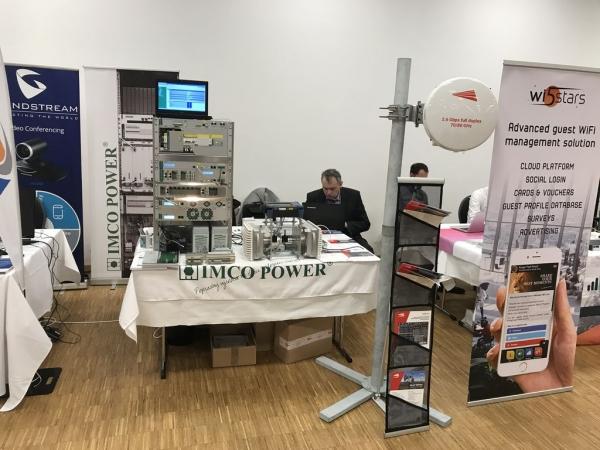 Visit us at MUM Europe 2018 » AL Wireless